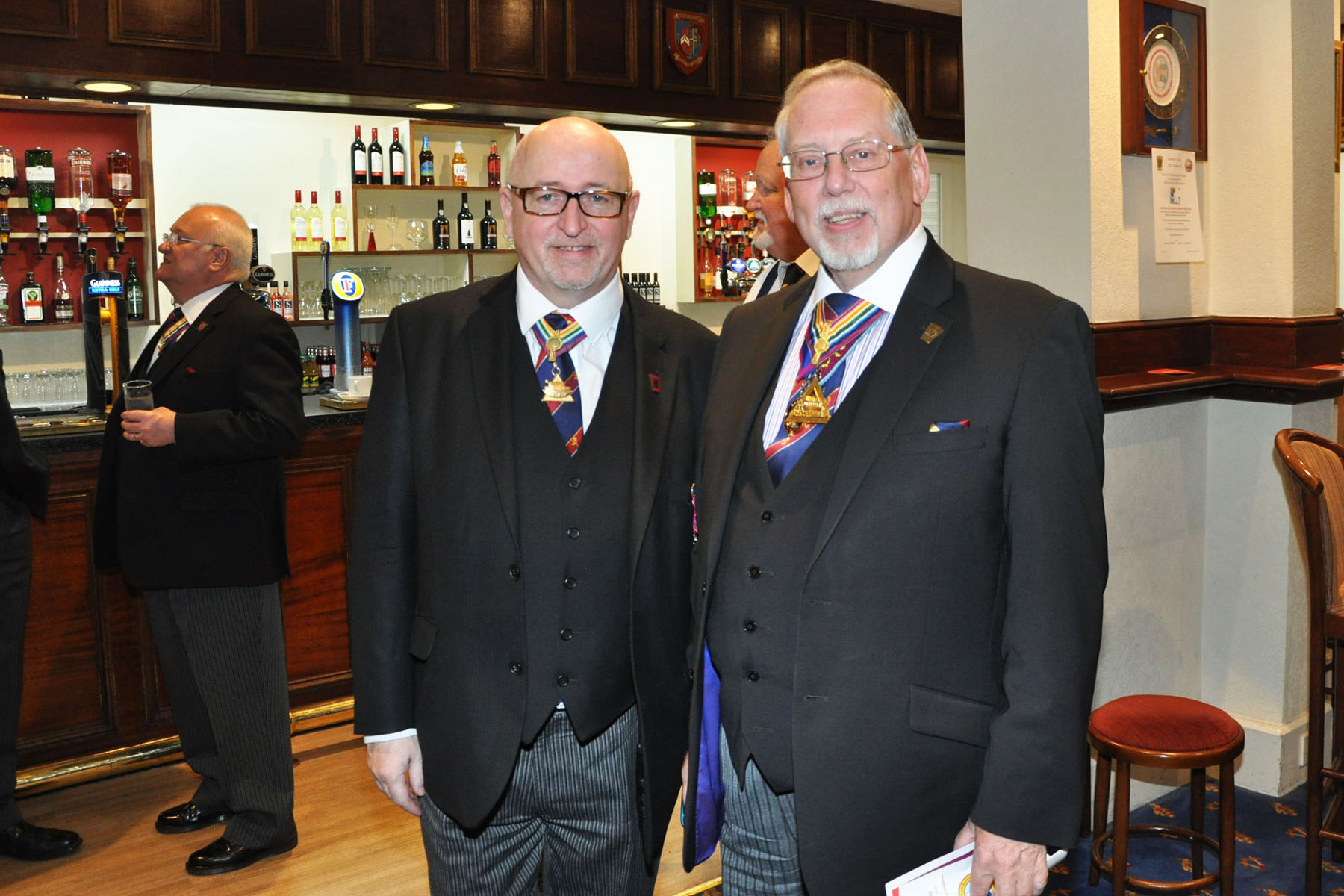 The 2017 Annual Meeting of Provincial Grand Lodge