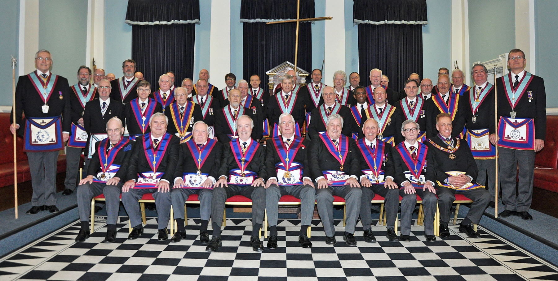Mark Provincial Grand Stewards Lodge - Lecture on the 4th Degree