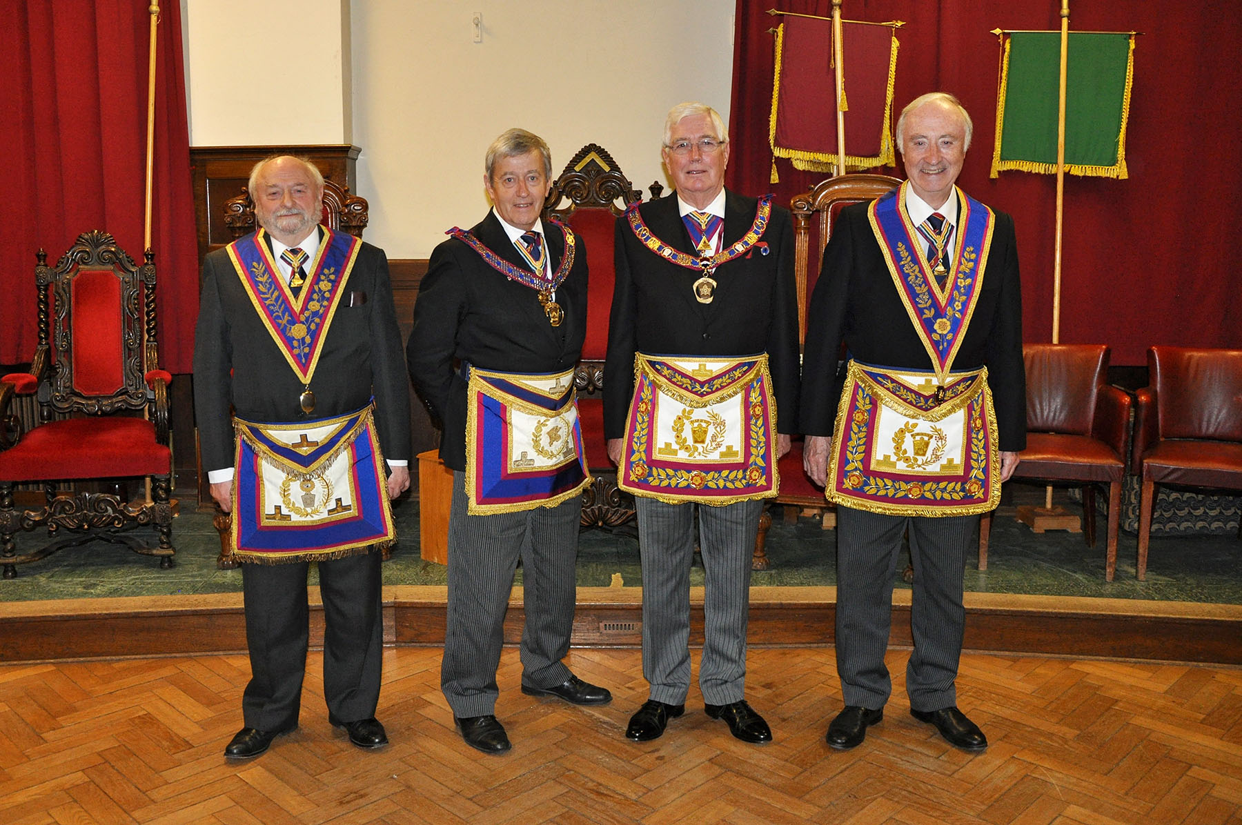 Grand Master's Lodges of Instruction