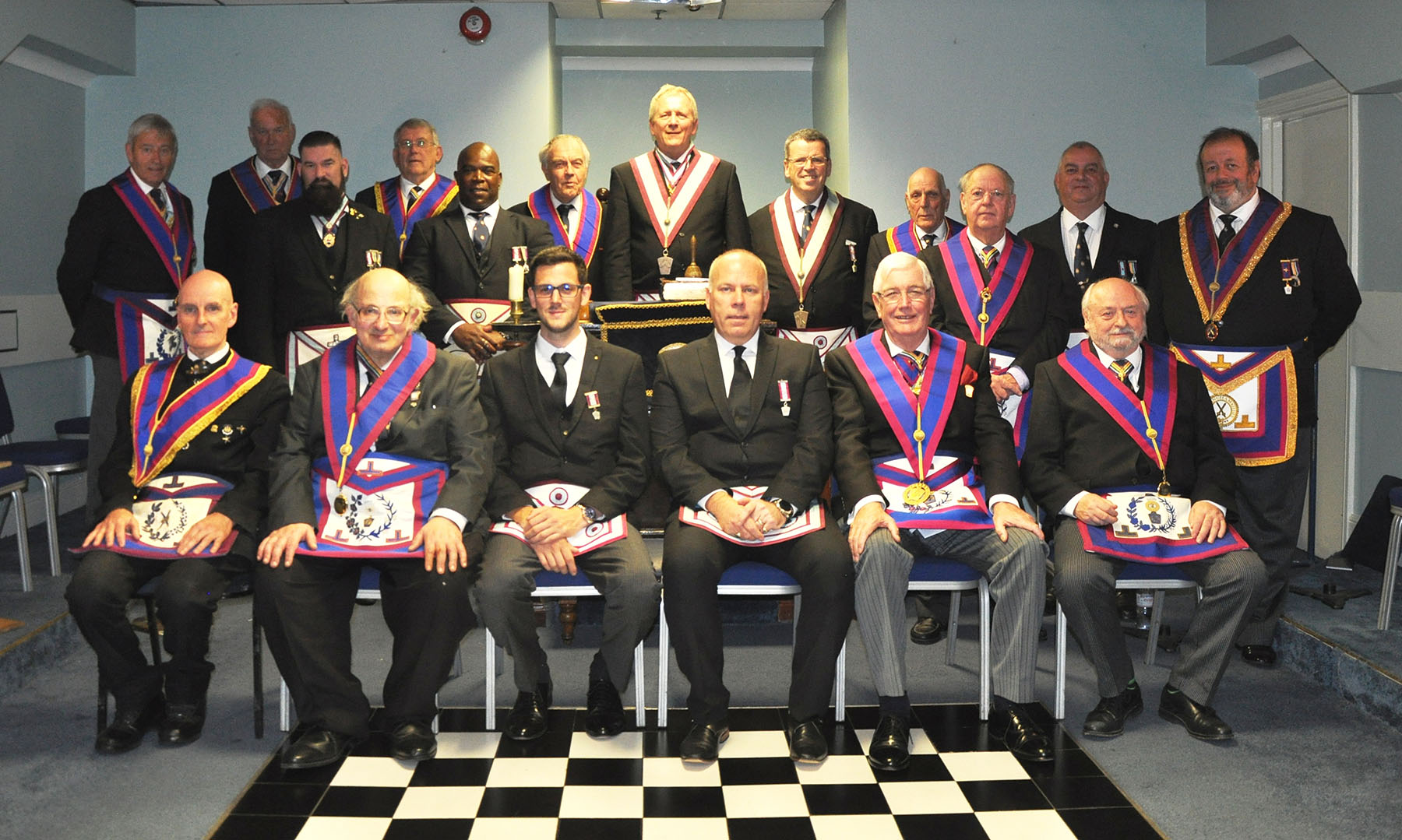 A Visit to a London Mark Lodge