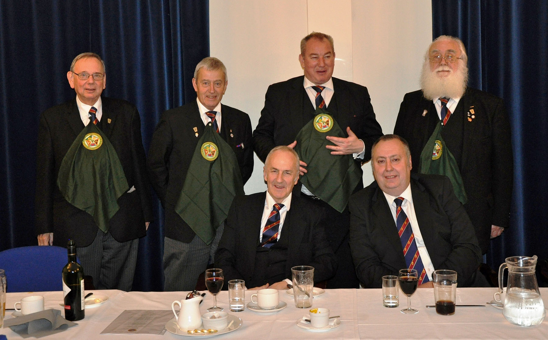 Fratres Calami Aerariique Lodge hosts the 2019 Secretaries, Treasurers and Directors Of Ceremonies Seminar