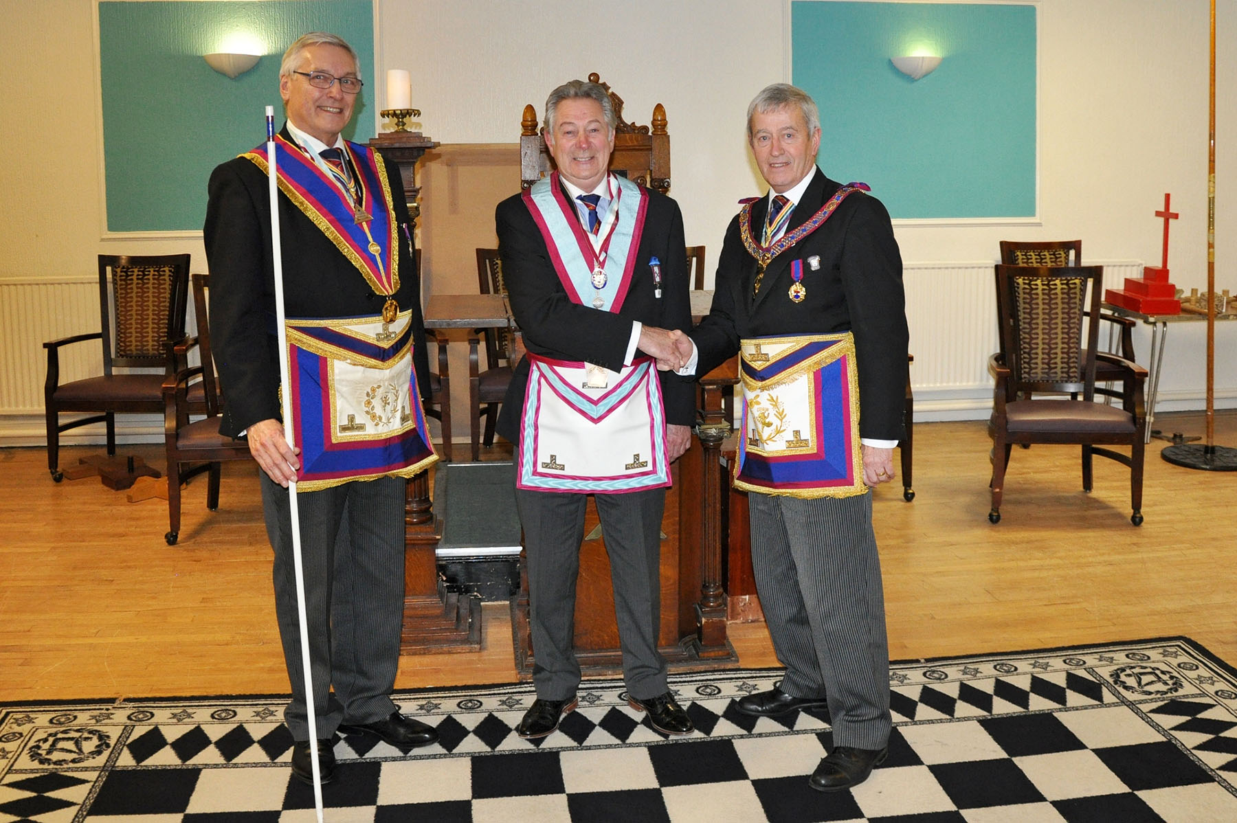 An Executive visit to Sanderstead Lodge