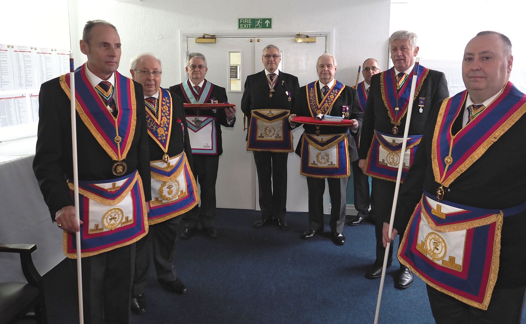 The 2019 Annual Meeting of Provincial Grand Lodge
