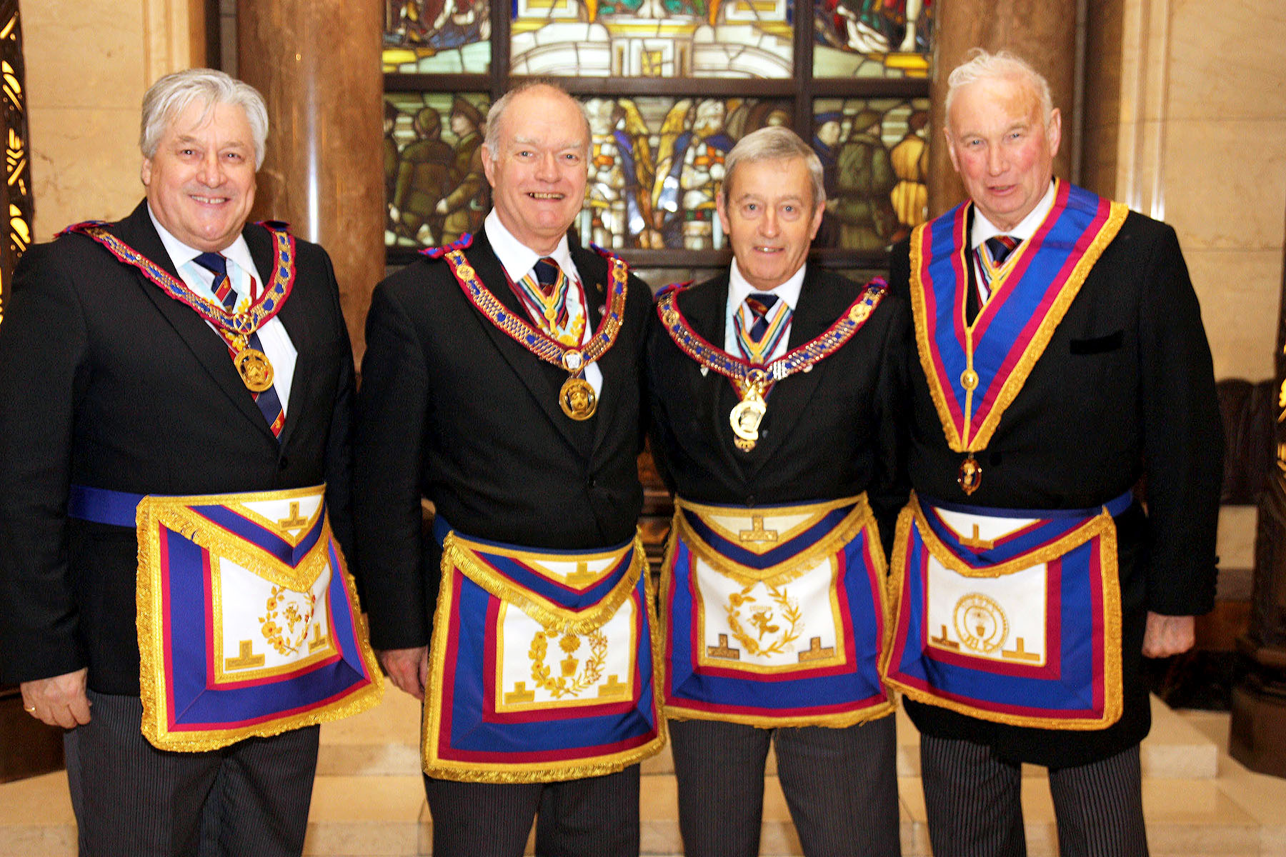 The March Communication of Grand Lodge